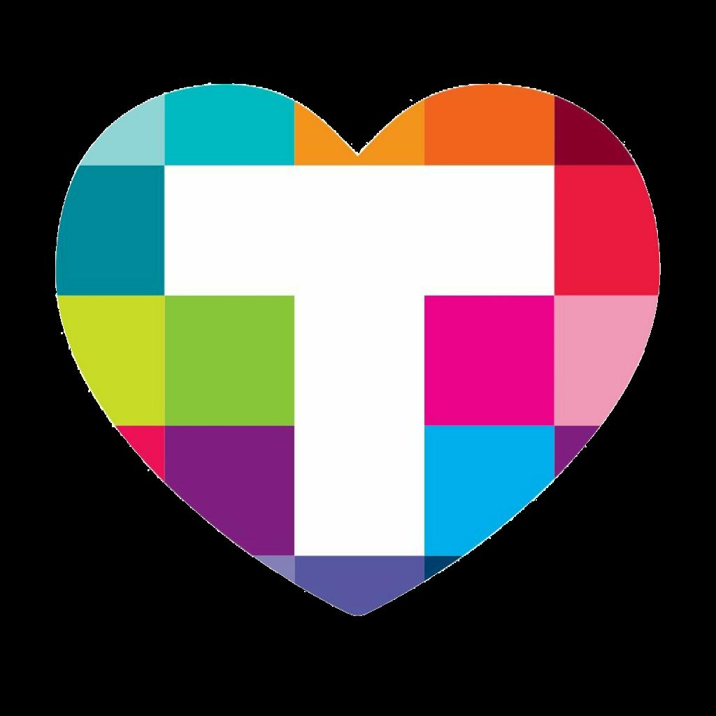 TENI Branding Icon Heart